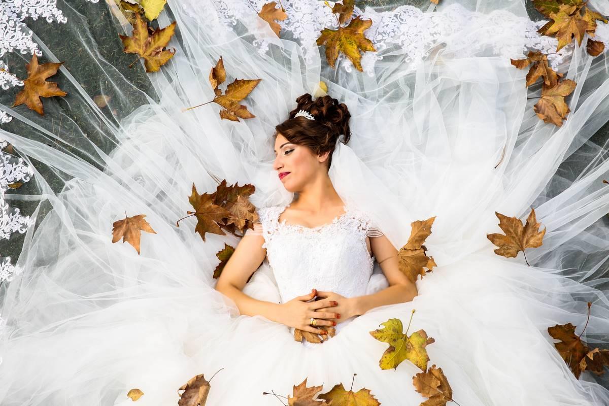 Für die Hochzeit: Wunderschöne Brautkleider - Laxary