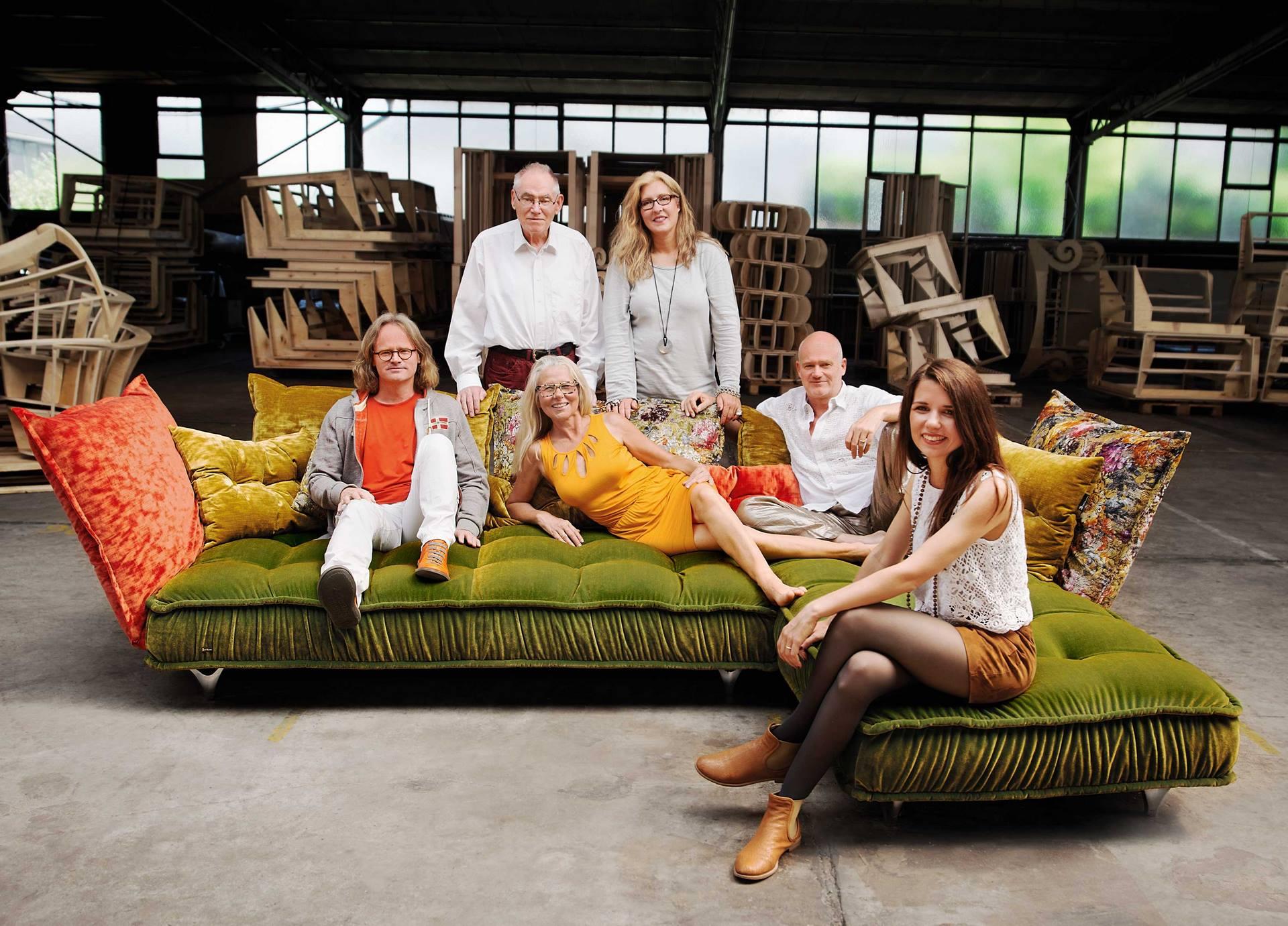 Bitte Platz nehmen – auf Bretz-Sofas, die begeistern! - Einrichtung ...