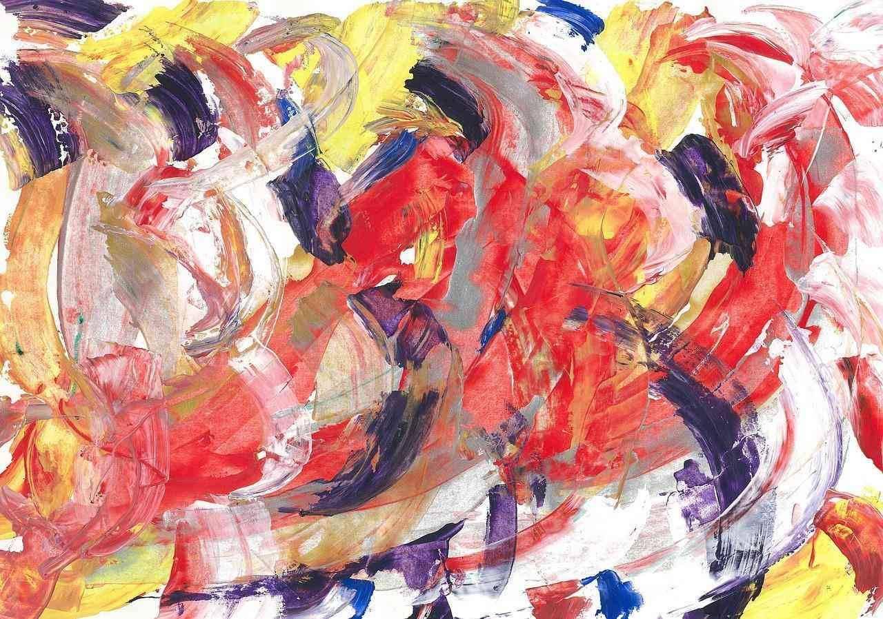 Abstrakte Kunst – Was sich hinter dem Chaos verbirgt