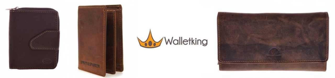 Das Luxus-Label Laxary präsentiert Walletking!