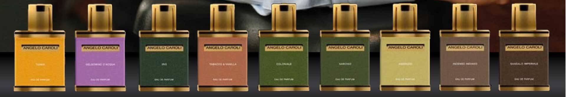 Parfüm von Angelo Caroli