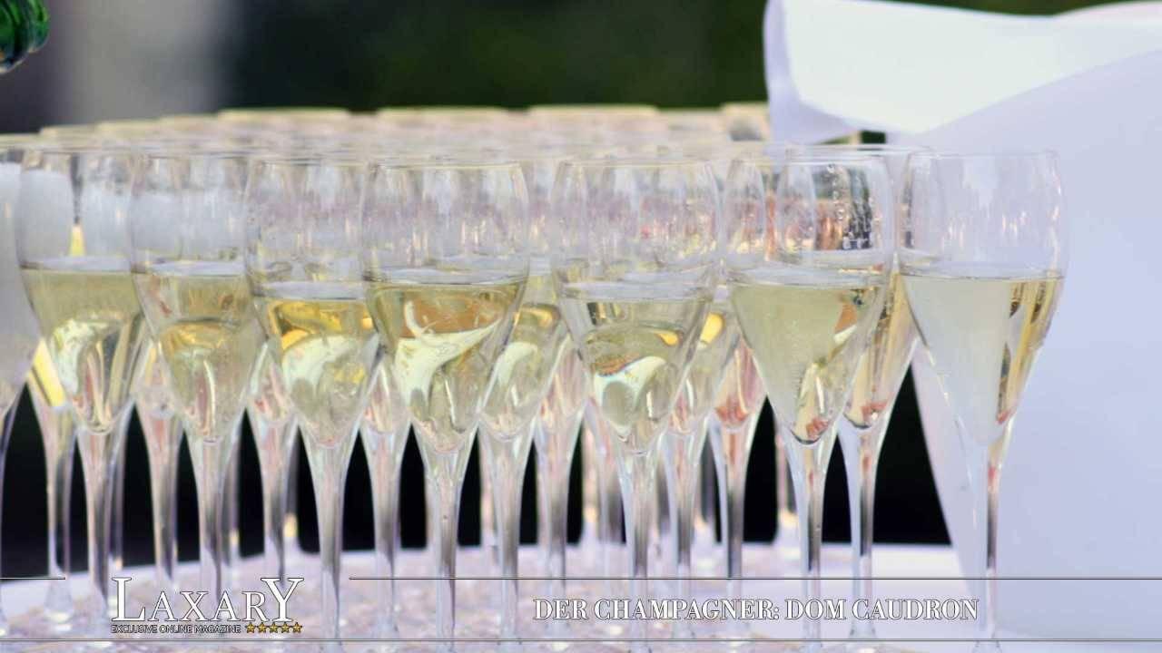 Dom Caudron der Champagner für besondere Momente