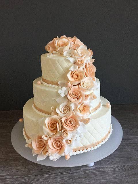 pretty cakes torte