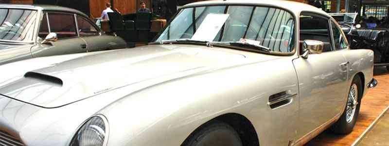 James Bond Auto: Aston Martin DB5 für 690.000€