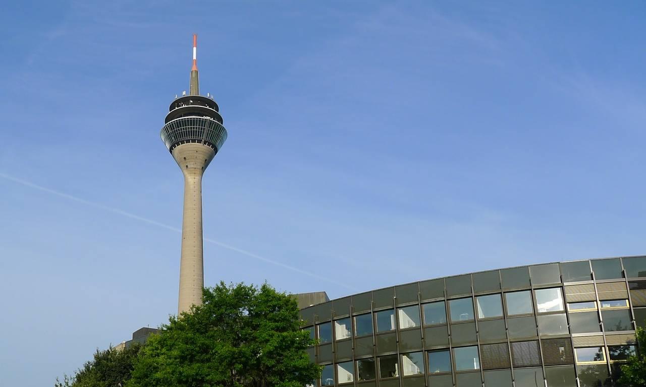 Düsseldorf im Städtevergleich