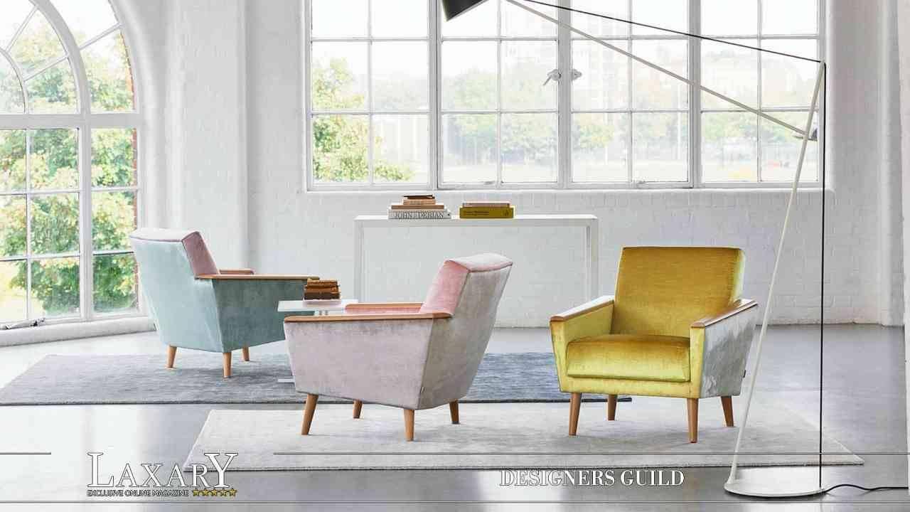 Designers Guild – Stoffe und Tapeten die begeistern