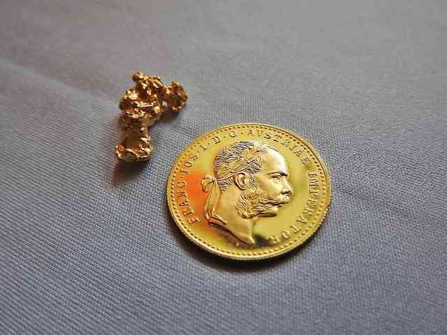 scheideanstalt gold schmelzen
