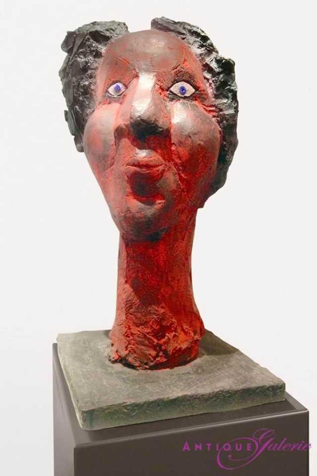 markus luepertz skulptur bronze