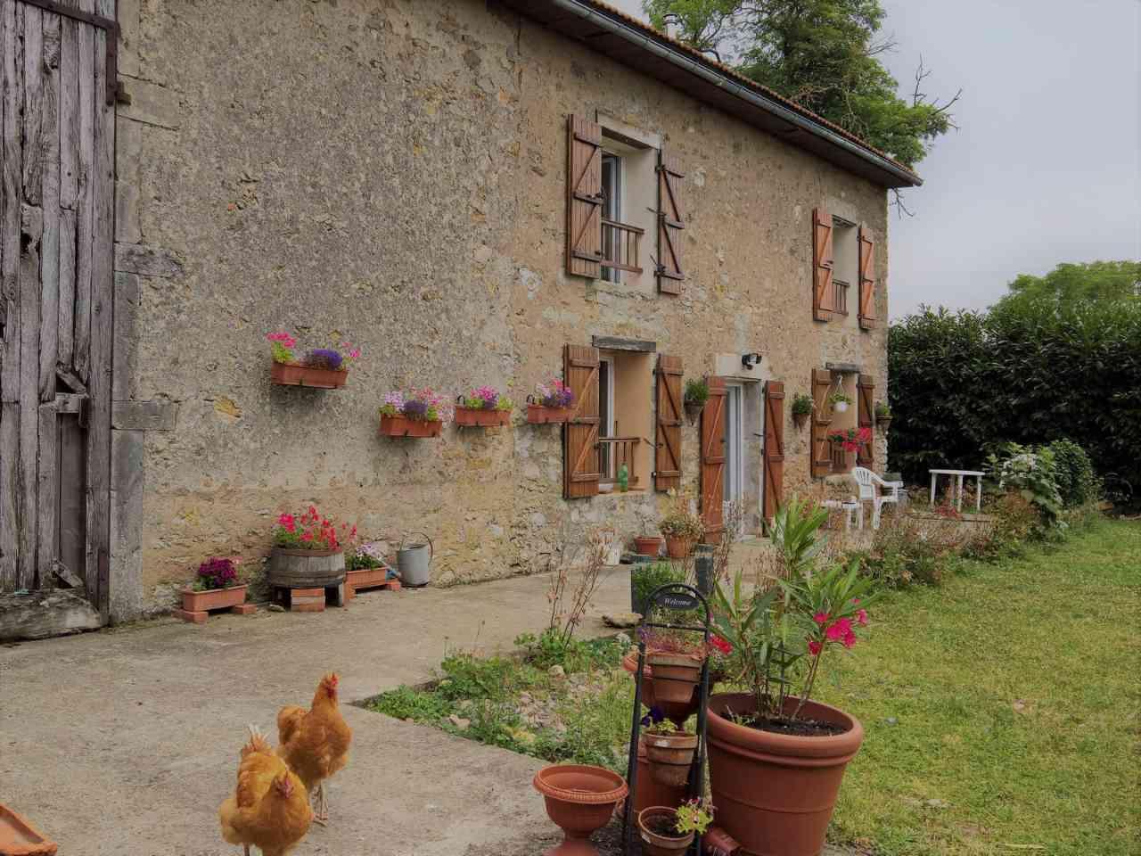 franzoesischer landhausstil ansicht