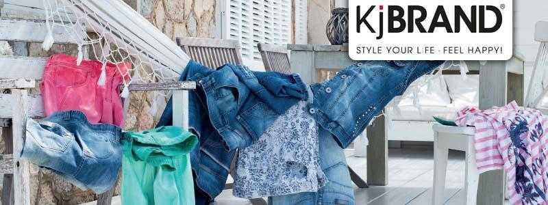 KjBRAND - Designermode in großen Größen für junge Damen