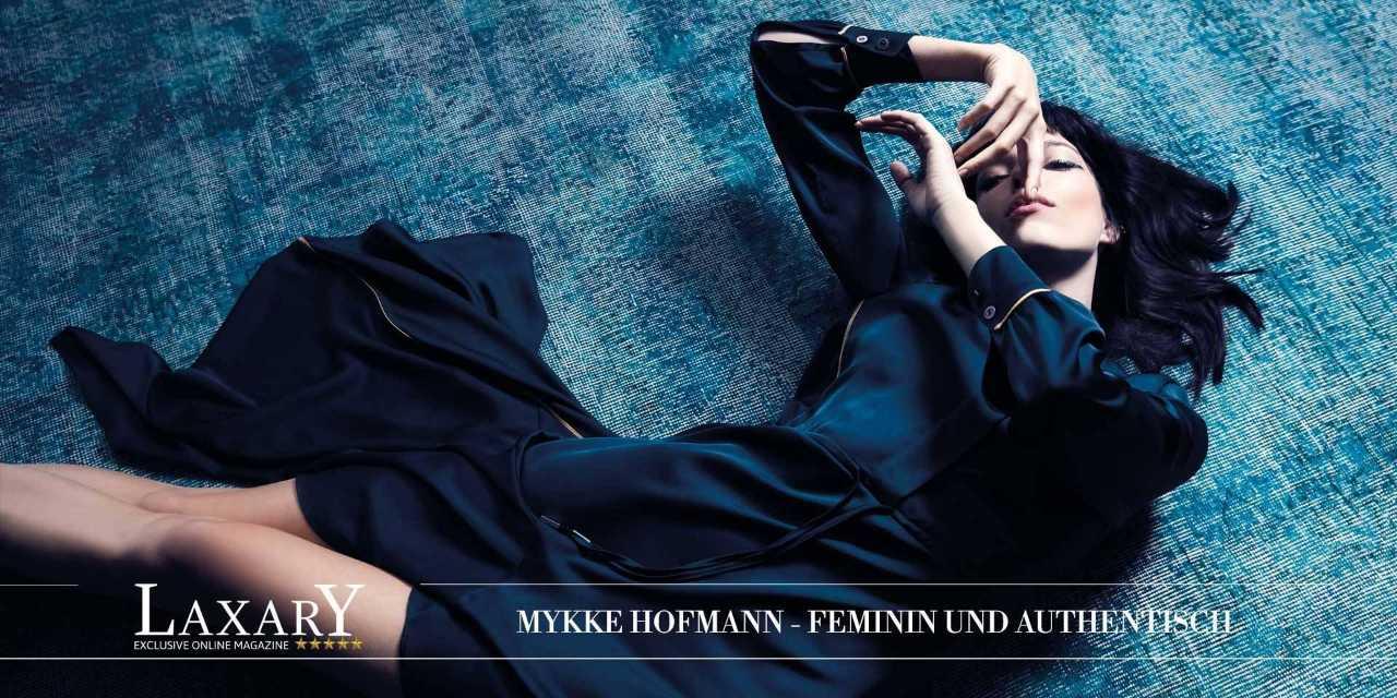 Das Modelabel MYKKE HOFMANN