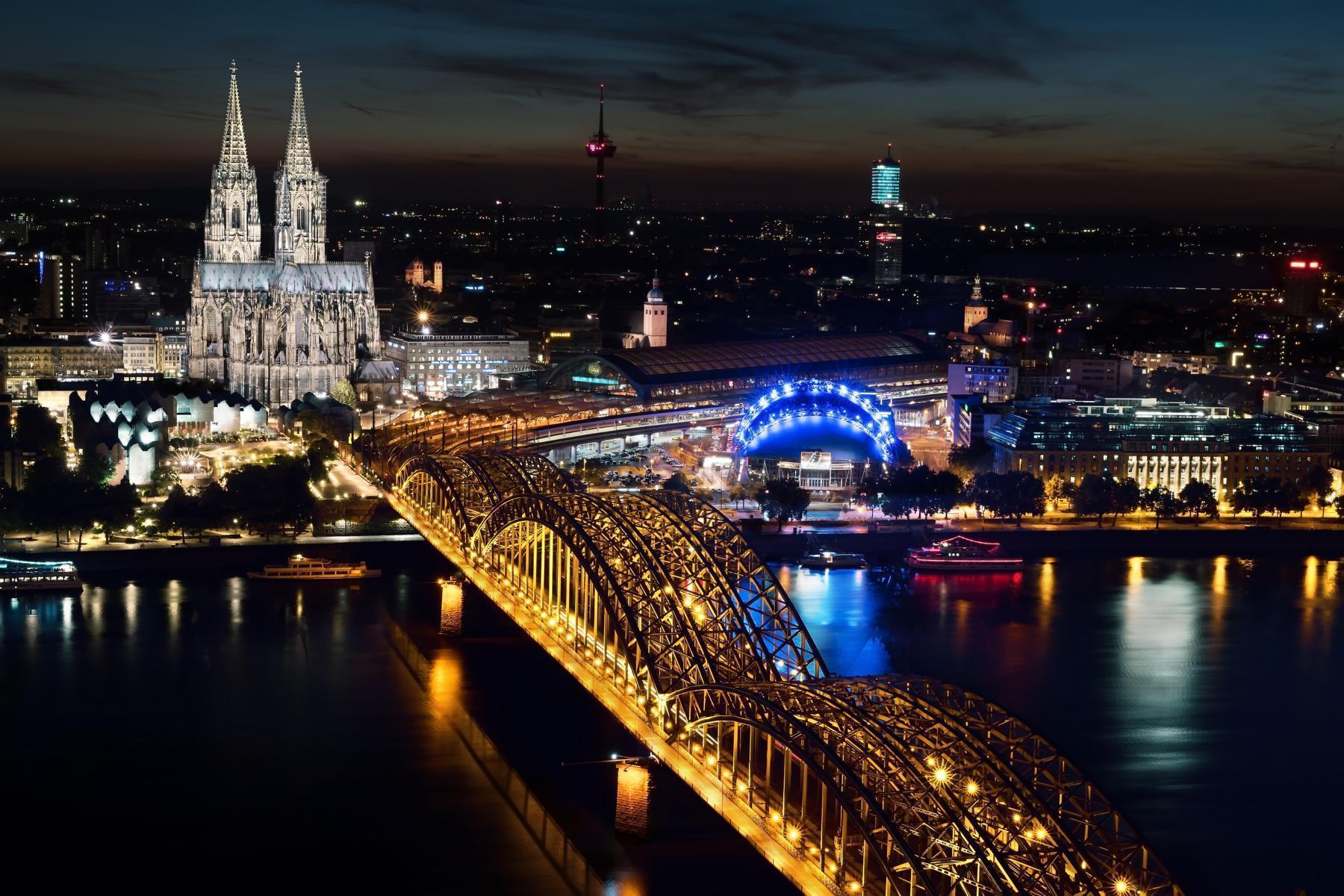 Die Schlaraffenstadt Köln lädt Sie herzlich zum Gourmetfestival ein