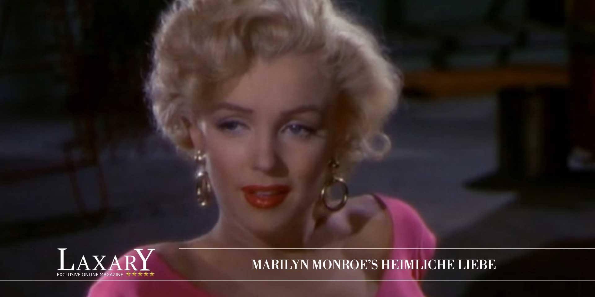 Piper Heidsieck Champagner: Marilyn Monroes heimliche Liebe