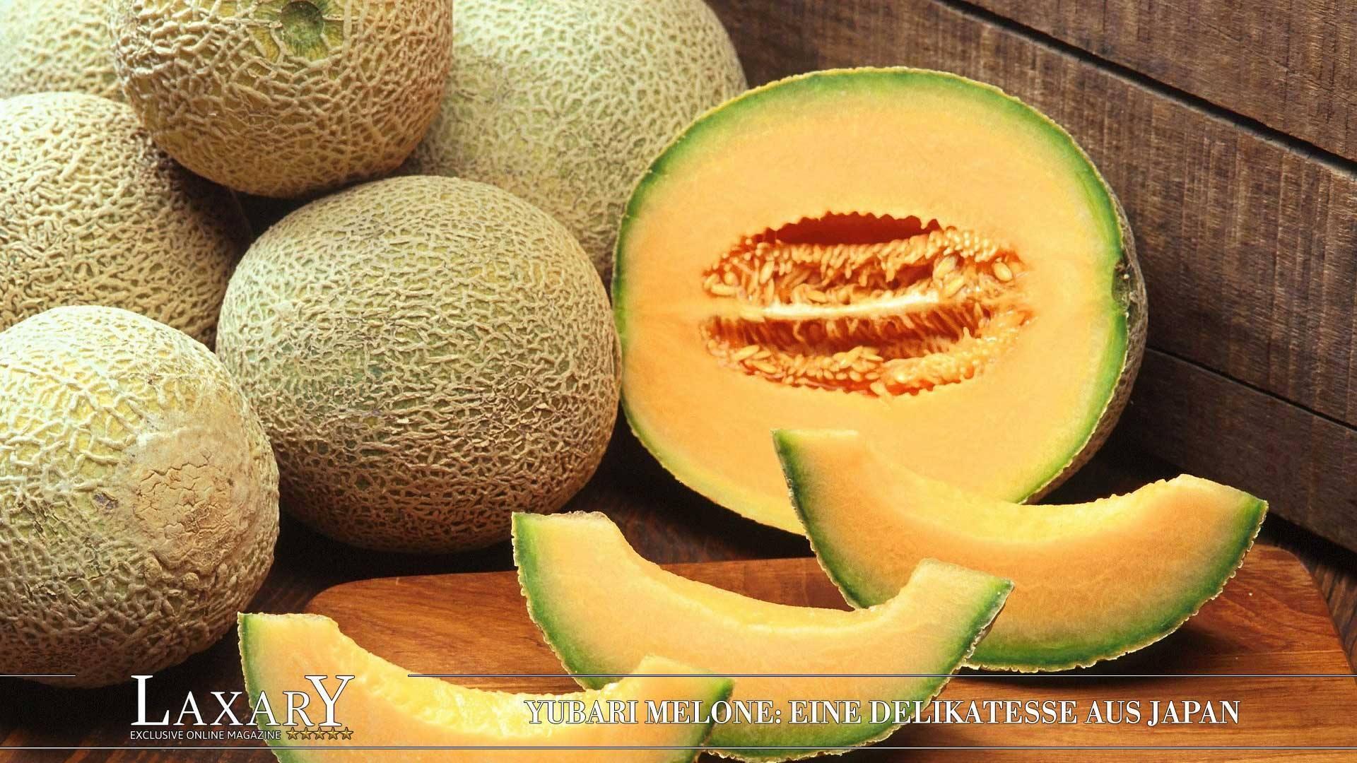 Yubari Melone: eine Delikatesse aus Japan