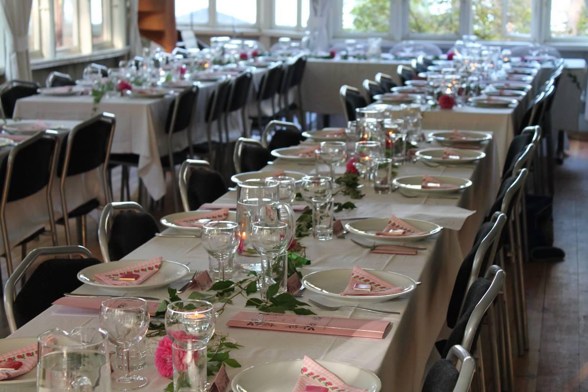 Das passende Hochzeitscatering