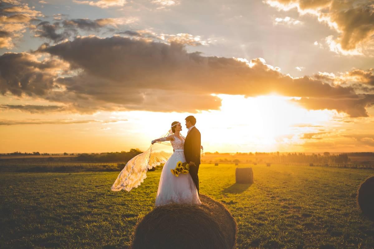 Der professionelle Hochzeitsfotograf