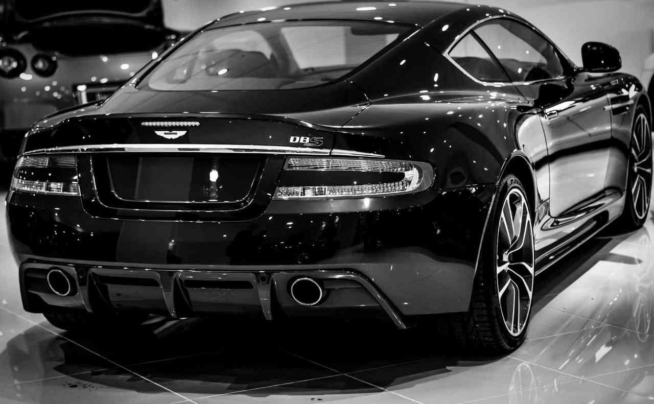Aston Martin DBS Superleggera, das neue Flaggschiff von Aston Martin
