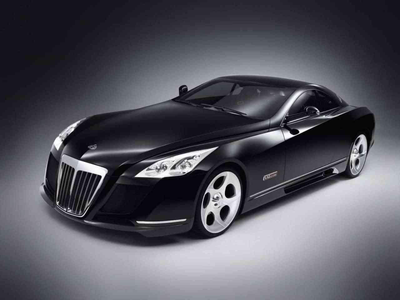 Maybach Exelero: Das teuerste Auto der Welt