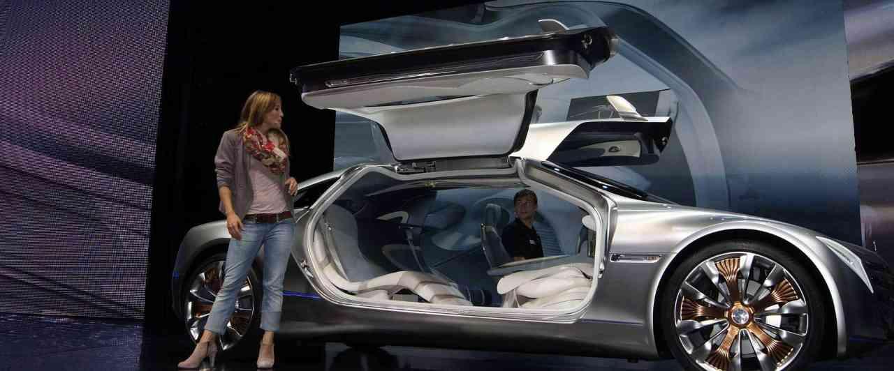 Mercedes Benz F125 - Zwischen Zukunft und bewährtem Rezept