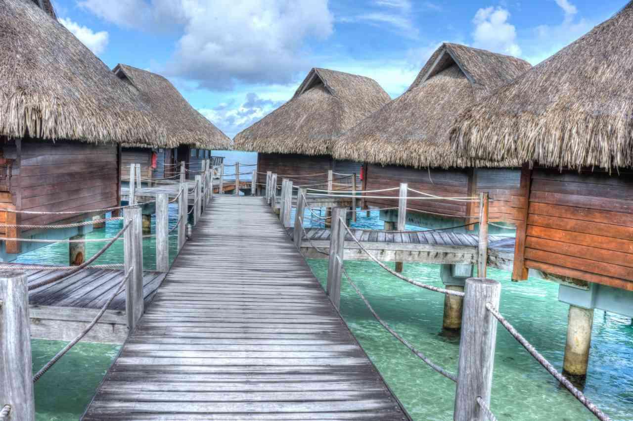 Bora Bora: Das elegante Südseeparadies, das überrascht und fast sprachlos macht