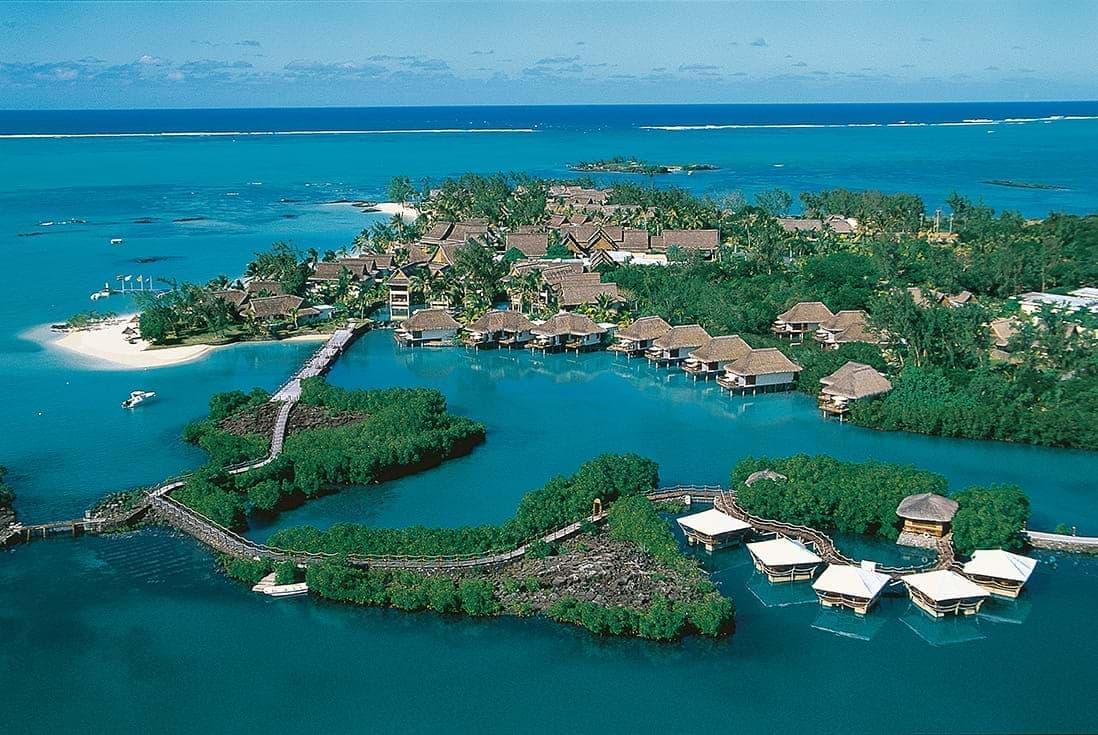 Die Auszeichnung Bestes Hotel in Afrika erhält das Constance Prince Maurice Hotel