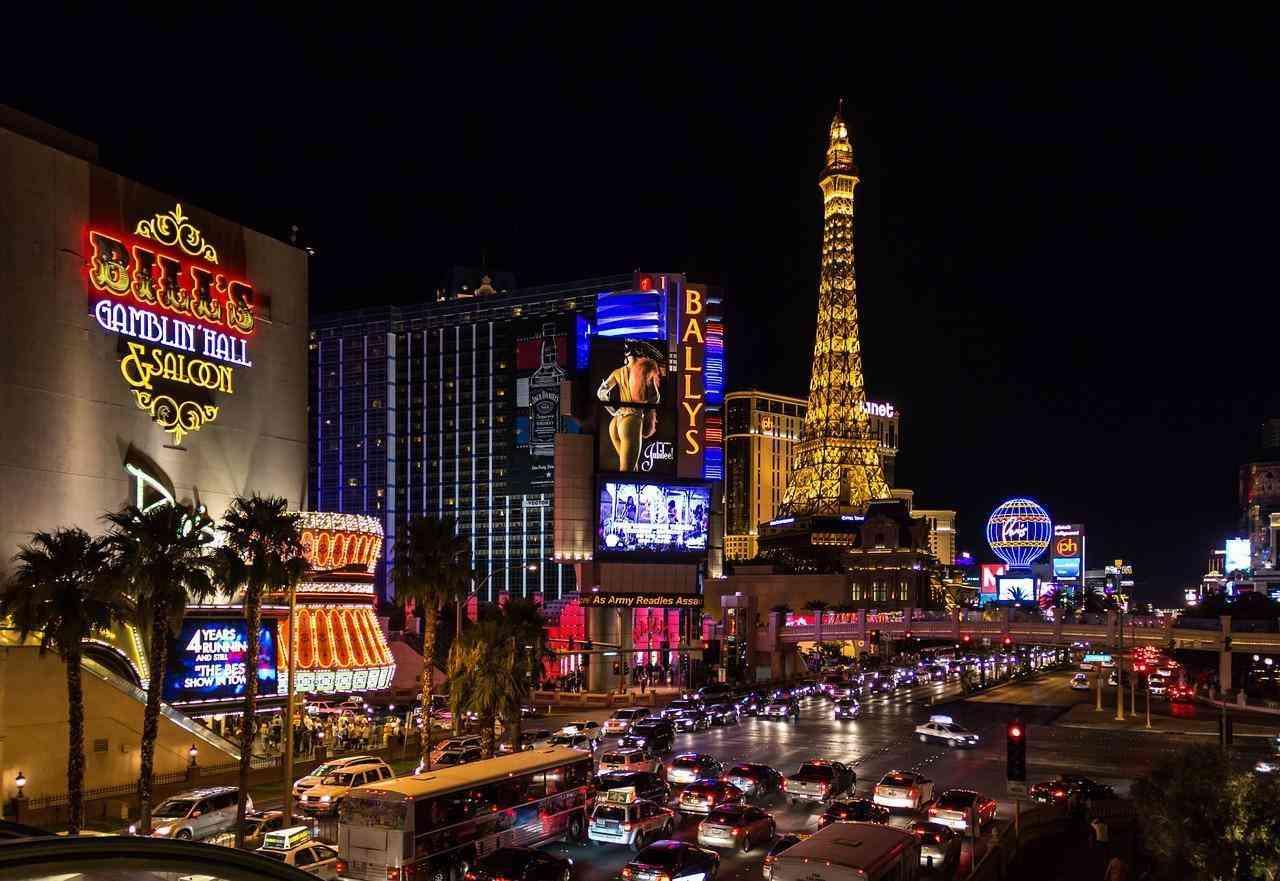Las Vegas - die eigenwillige Luxusreise für alle Sinne