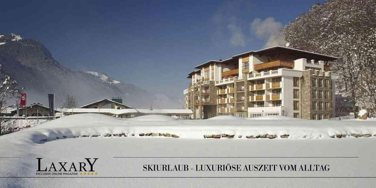 Luxuriöser Skiurlaub für hohe Ansprüche