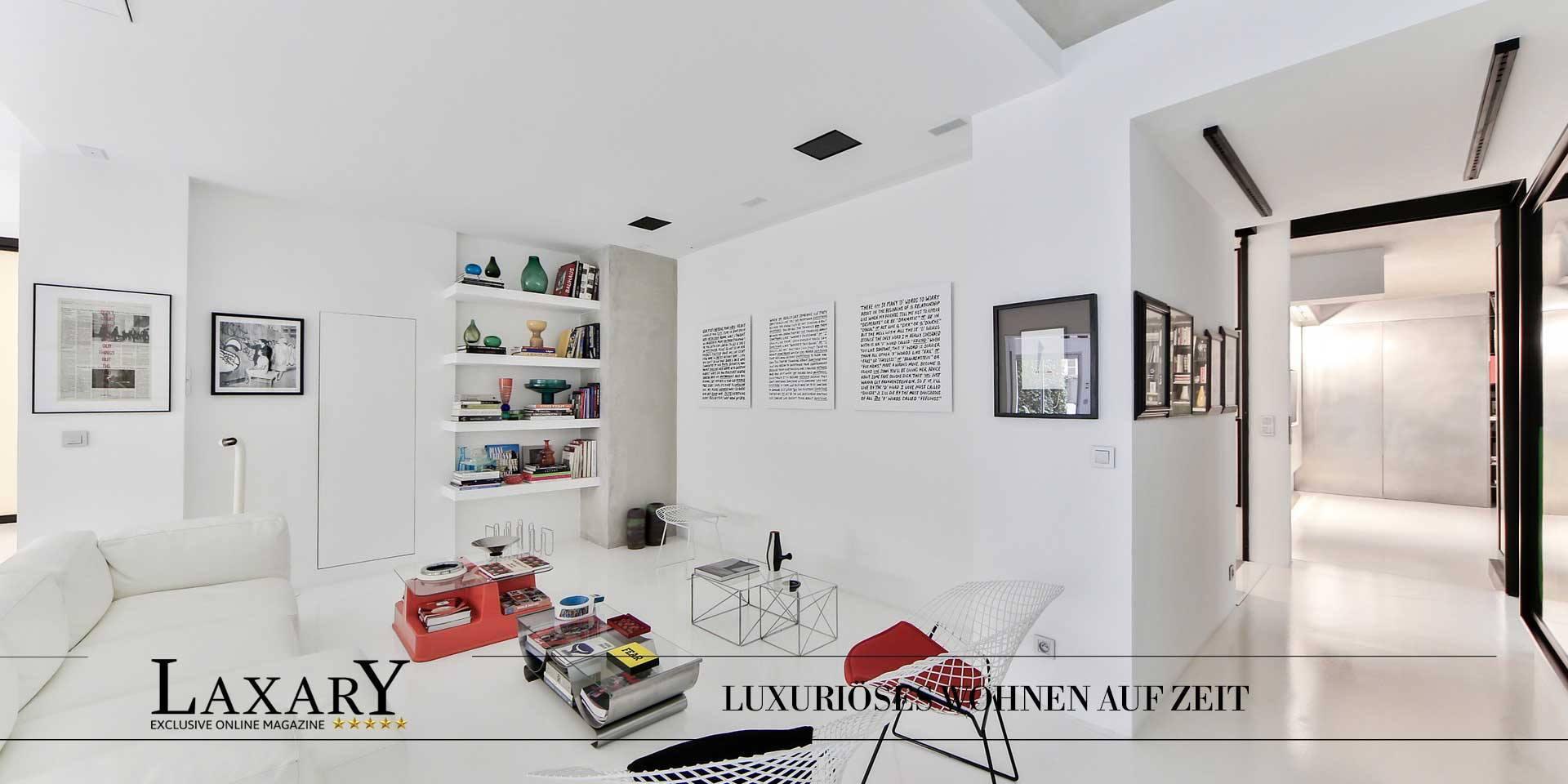 Luxuriöses Wohnen auf Zeit