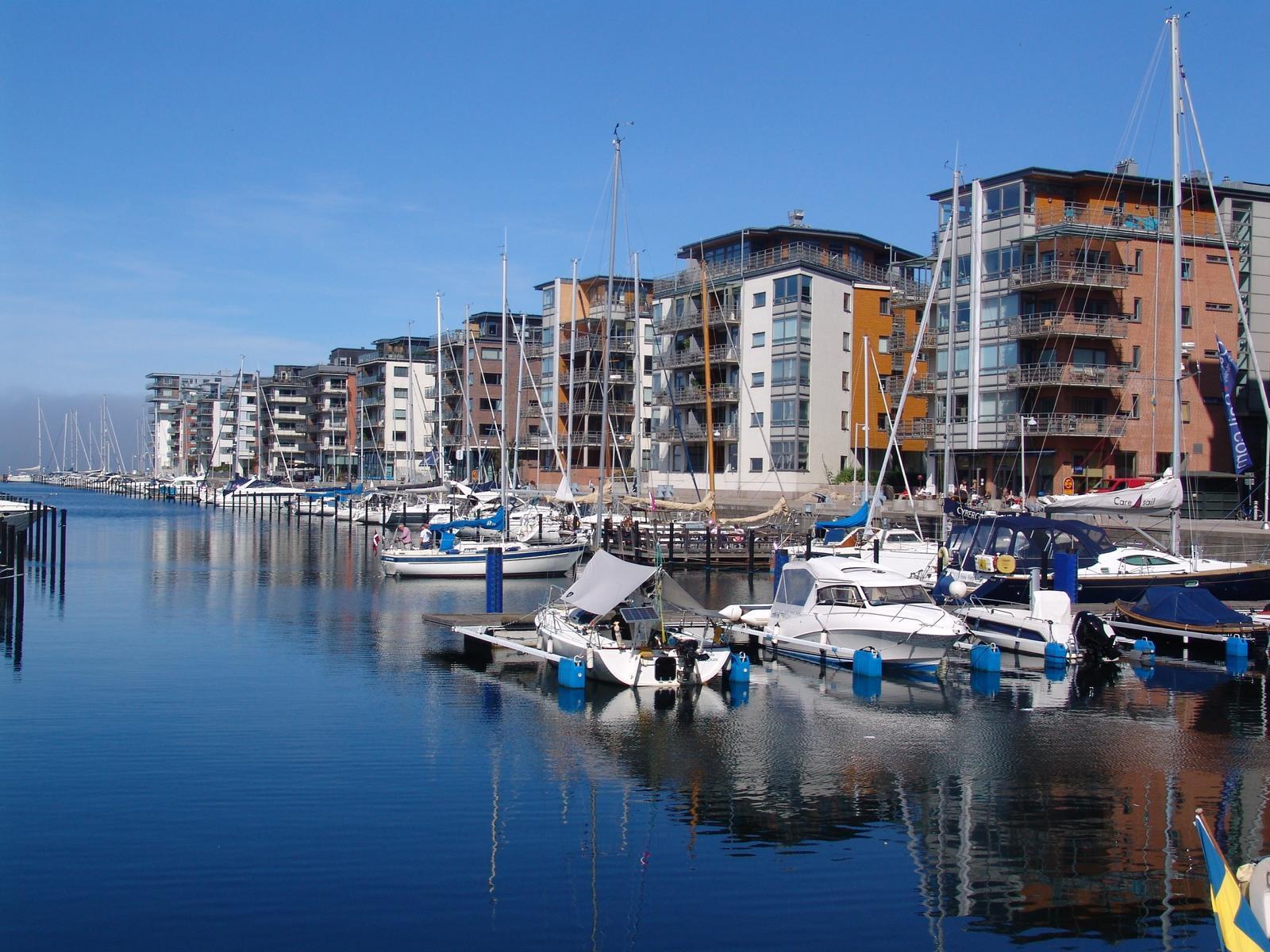 Malmö: Die schöne Schwedin im Norden von Europa