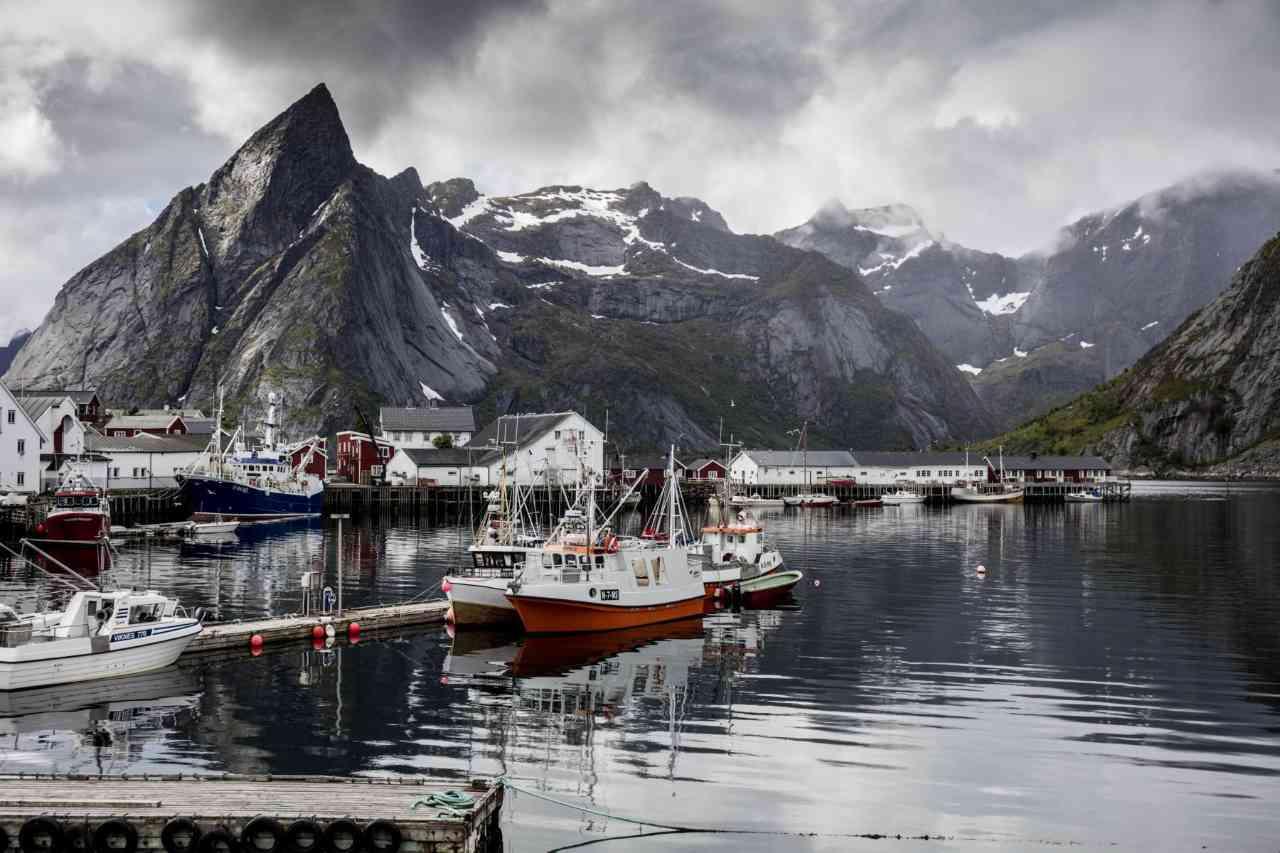 Norwegen: Das Land von Aurora, Natur und purem Luxus
