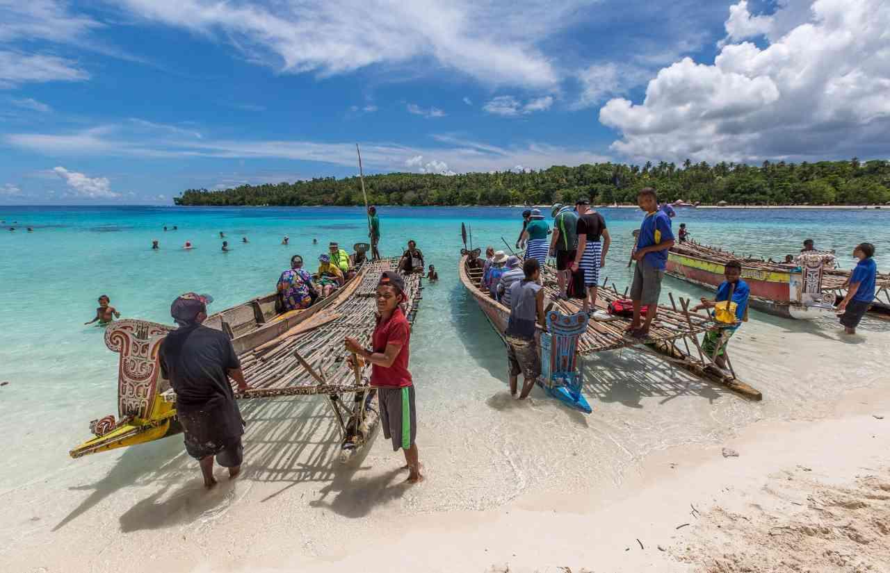 Papua-Neuguinea: Farbenprächtig und so ungewöhnlich