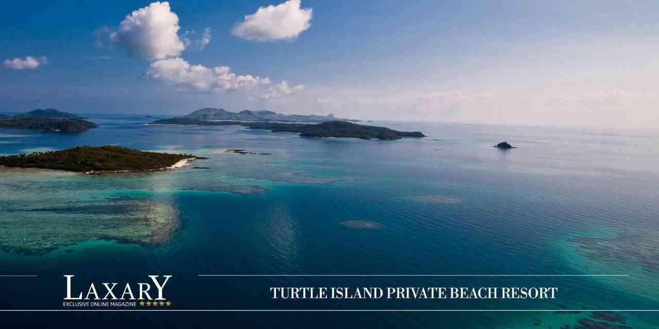 Luxusurlaub auf einer privaten Fiji Insel