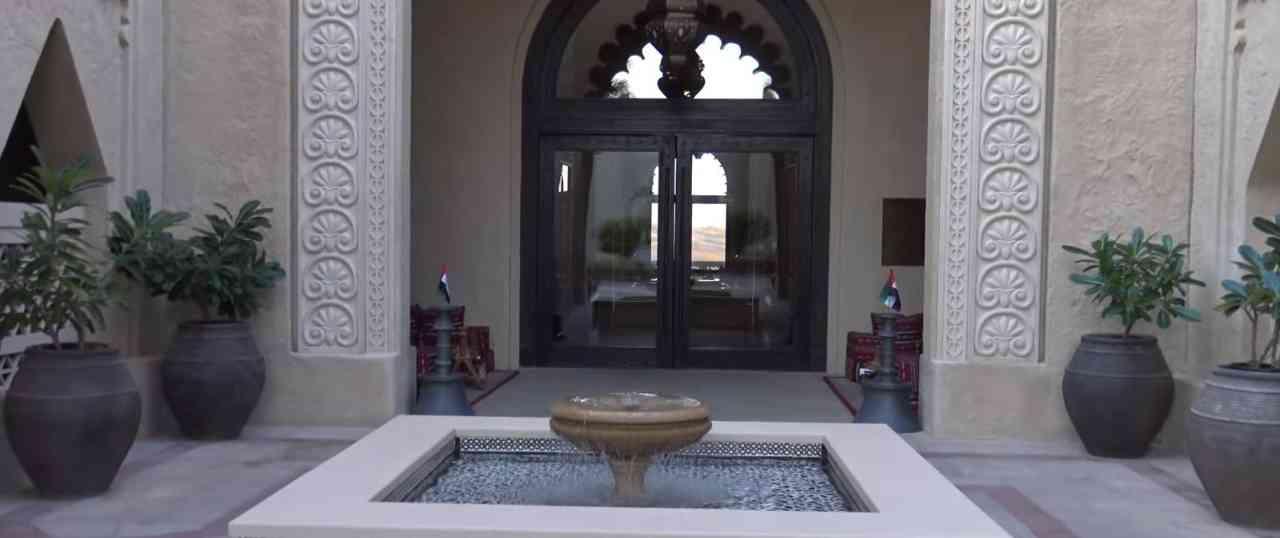 Die Oase der Extraklasse: Qasr Al Sarab, Abu Dhabi