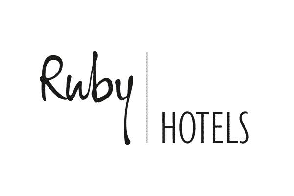 ruby hotel logo