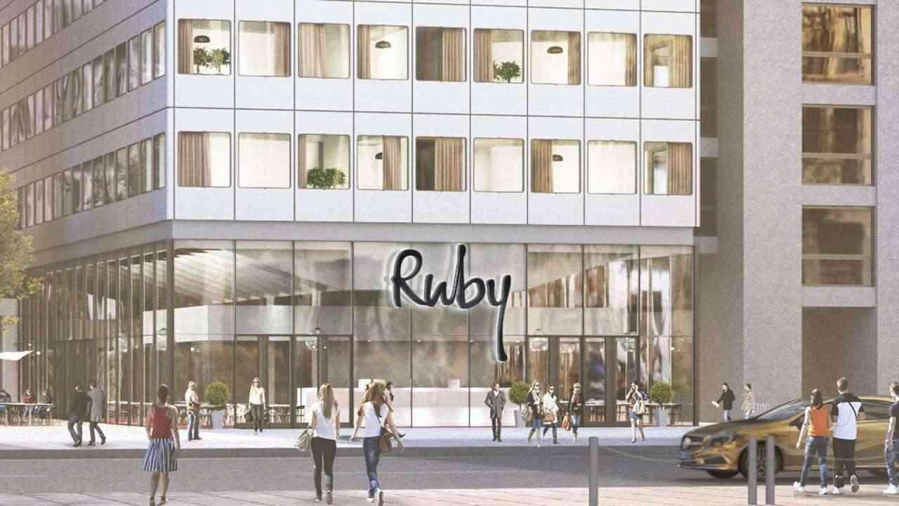 Ruby Lola Hotel eröffnet in Düsseldorf 2020