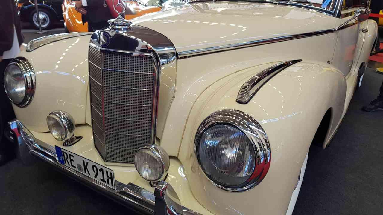 retro classics koeln fahrzeug