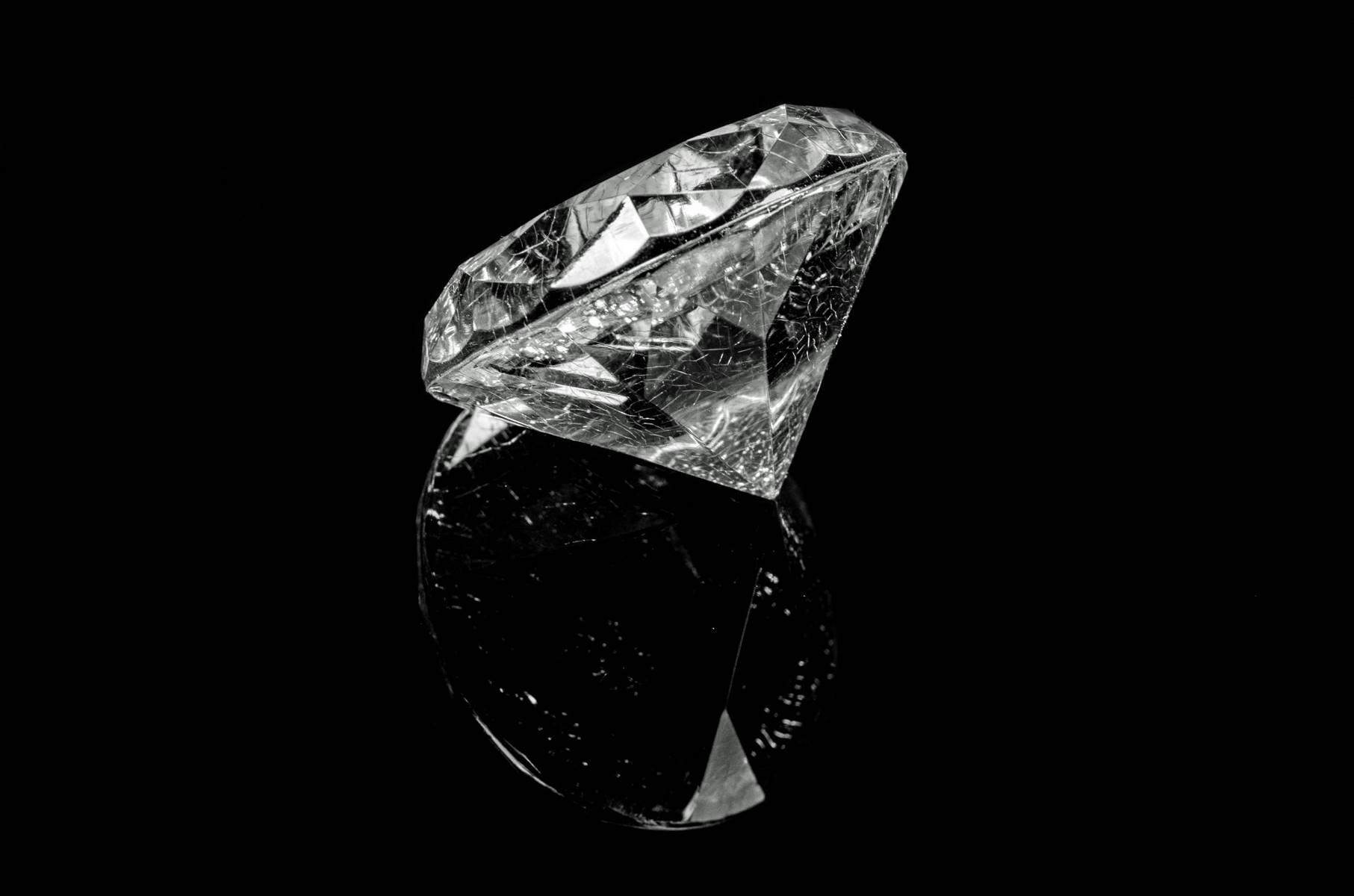 Diamanten-Händler erhalten Unterstützung von Politikern