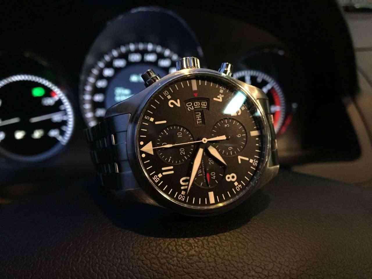 IWC Luxusuhren – Schweizer Uhrdesign für echte Liebhaber