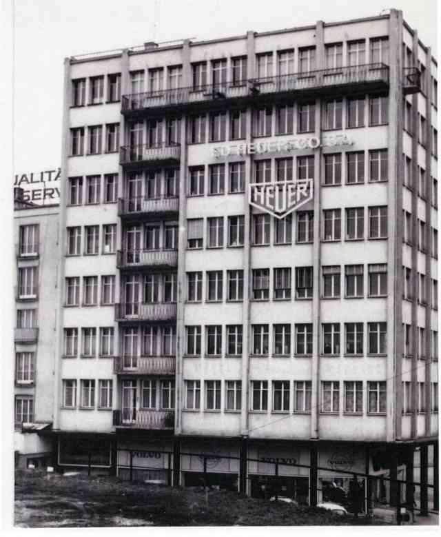 tag heuer uhren 1960