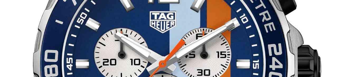 TAG Heuer Uhren – Schweizer Manufaktur für Luxusuhren