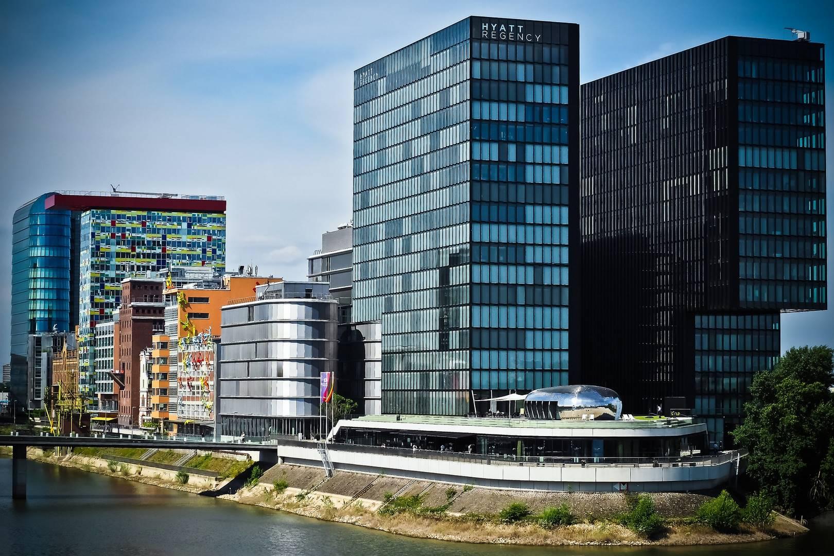 luxushotels duesseldorf