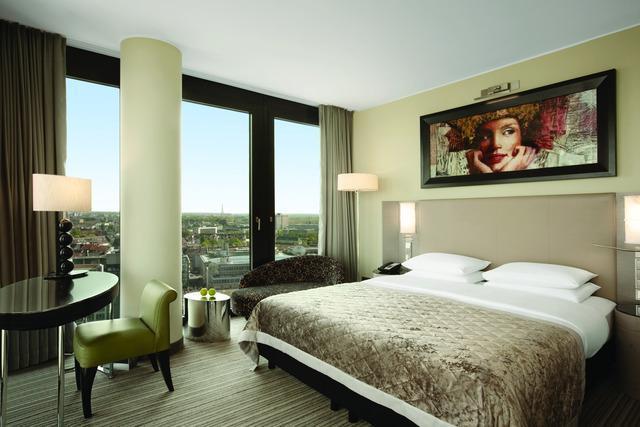 luxushotels duesseldorf hyatt zimmer