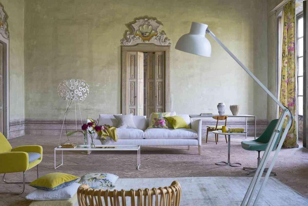 designers guild stoffe wohnzimmer