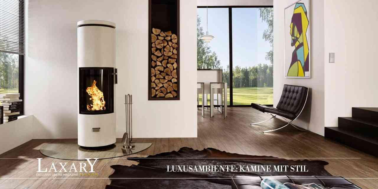 Luxus Kamin Feuer Und Flamme Fur Das Richtige Ambiente Laxary