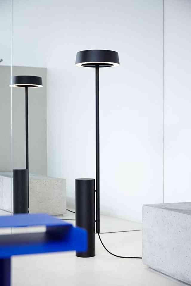 moebeldesigner new tendency lampe